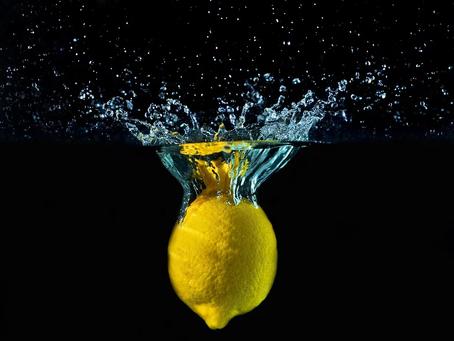 Masque miel citron pour le visage fait maison