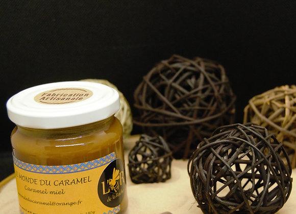 Caramel au miel de l'Or de la ruche 180g