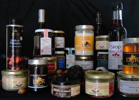 Les produits du Baugeois