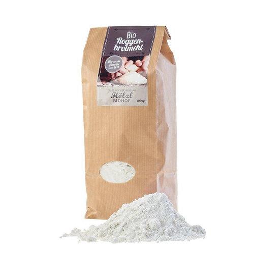 BIO - Roggenbrotmehl (1 kg)