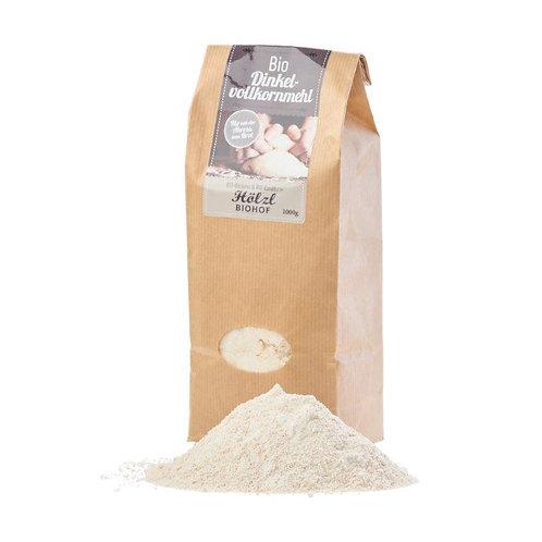 BIO - Dinkelvollkornmehl (1 kg)
