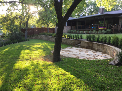 Landscape Renovation