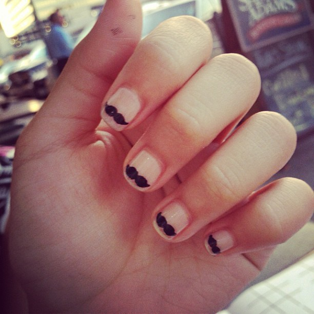 My Baby Girl's Nails