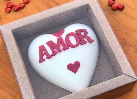 Coração Mãe ou Amor - 200g