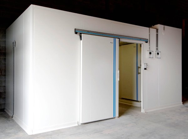 Walk-In Coldrooms