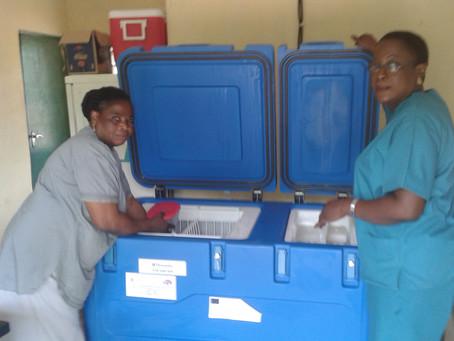 Nigeria is polio-free! Thanks to Prezzo