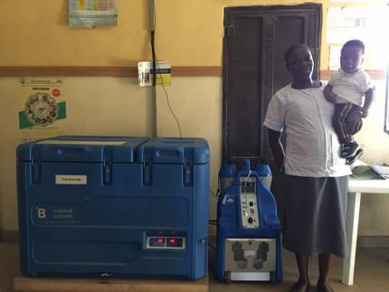 Prezzo Donates 100 Kits to Health Facilities in Nigeria