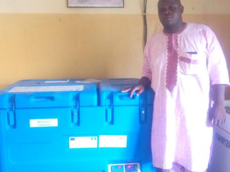 IFRC installs 7 SDDs in Adamawa State