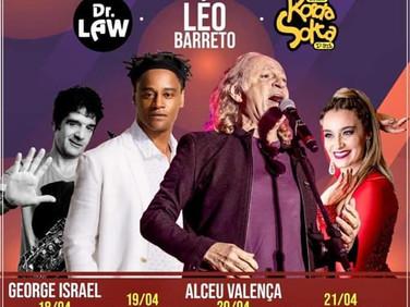 Leo Barreto no Festival da Lula