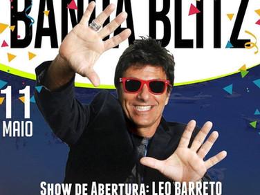 Leo Barreto abre show da banda Blitz
