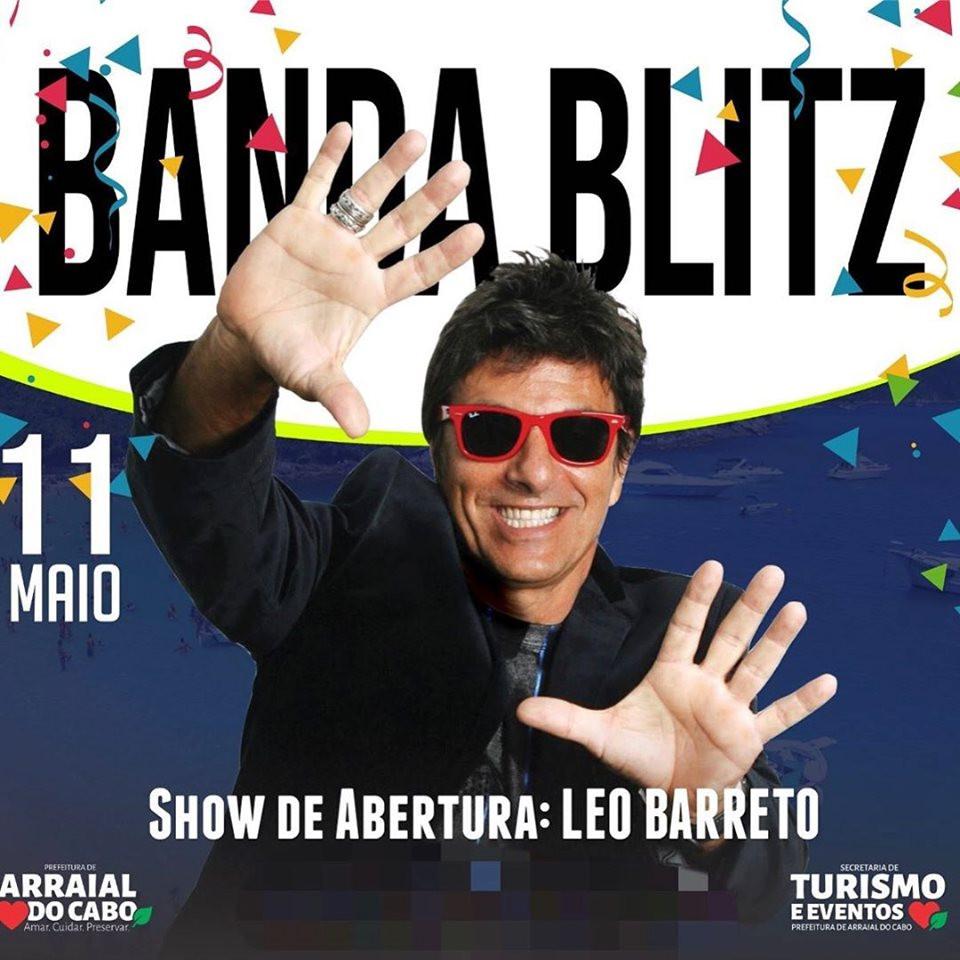 Leo Barreto e banda Blitz