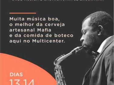 Leo Barreto Blues Band em Niterói