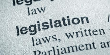 STATE LEGISLATION: GENERAL