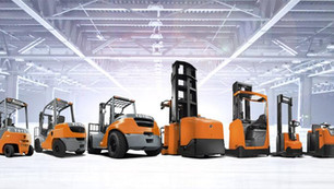 Toyota Material Handling, la manutention disponible chez BAMITEL