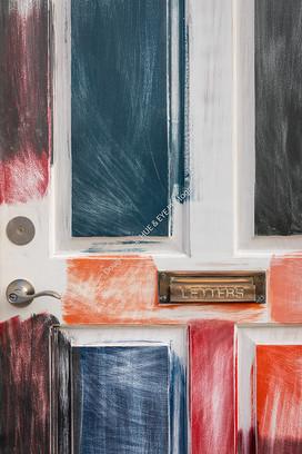 2001 Painted Door 4