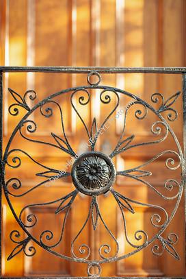 1805 Entry Ironwork 1