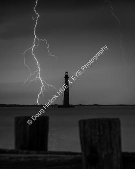 1907-02 Morris Island Light 1