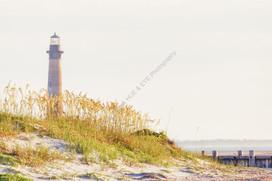 2007 Folly Beach Lighthouse 08-2