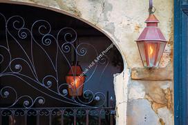 2001 French Quarter Lantern 1