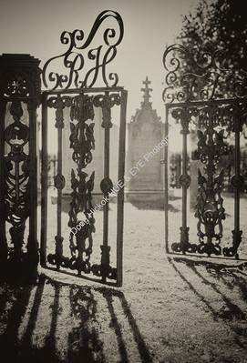Cemetery Gate 2