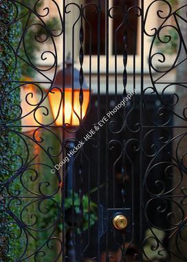 2002 Courtyard Gate Lantern 1