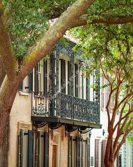 1808 Church Street Balcony