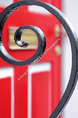 1403 Door Scroll