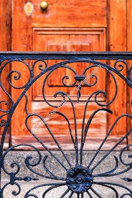 Saint Phillip's Door Gate 2