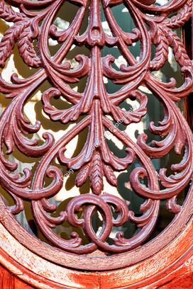 1803 Ornate Door 1