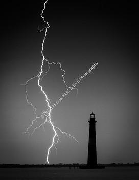 1907-02 Morris Island Lightning 01 B&W-2