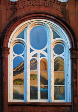 2001 Window Reflection 2