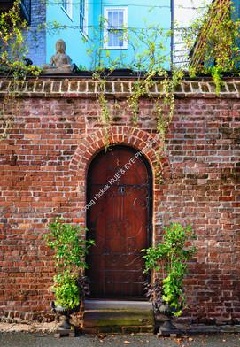 2005 Buddha Door