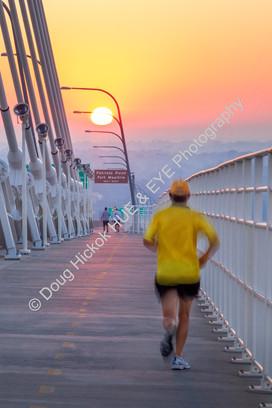 1010 Ravenel Bridge Sunrise 01