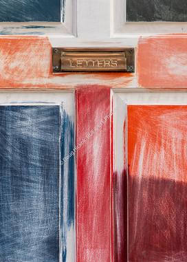2001 Painted Door 2