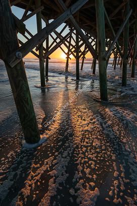 2001 Folly Pier Sunrise 09