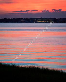 1906 Harbor Sunrise 1