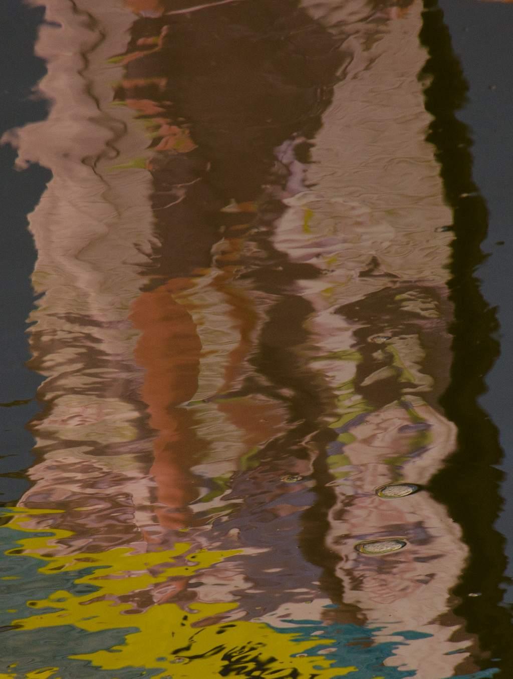 Rosalina DESHAYES - Abstrait