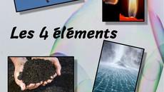 """Exposition """"Les 4 éléments"""""""