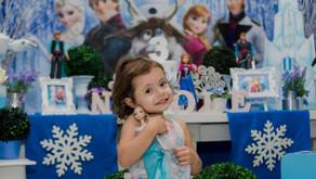 Fotografo Festa Infantil Porto Alegre | 3 anos da Nicole