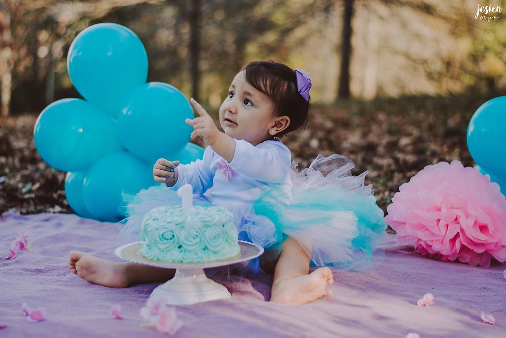 Smash the Cake Porto Alegre Jesien Fotografia Infantil