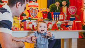 Lucas Festa de 1 ano | Fotografo Festa Infantil Porto Alegre