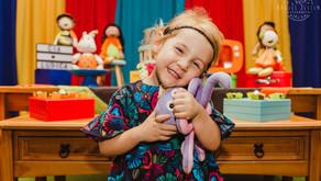 Betina - Festa Infantil de 3 anos