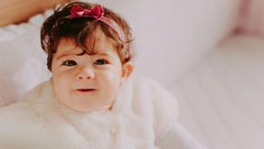 Ensaio do Bebê Porto Alegre | 6 meses da Laura