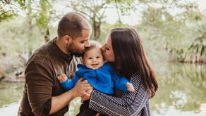 Henrique - Ensaio do Bebê 9 meses