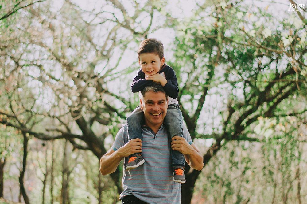 Fotografia de família Porto Alegre