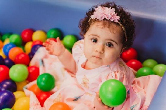 Fotografia Festa Infantil
