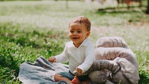 Book Infantil Porto Alegre - Vitor 10 meses
