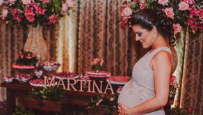 Chá de Bebê Fotografia | Karina + Leo = Martina