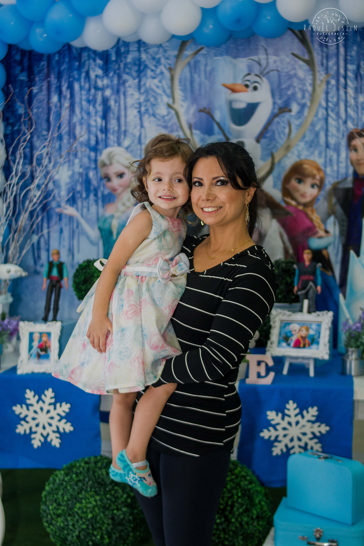 Fotos Festa Infantil Porto Alegre 3 anos decoração Fronzen