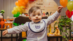 Festa Infantil - 1 aninho do Nando